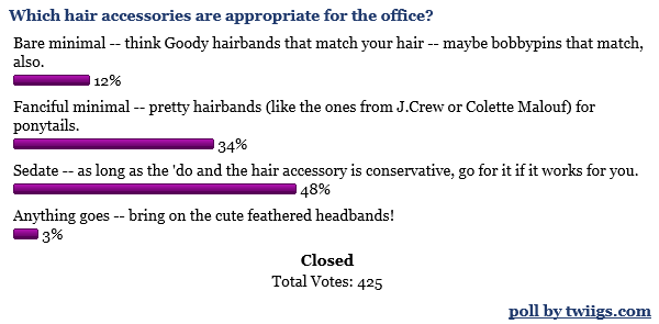 hair-accessories-for-the-office