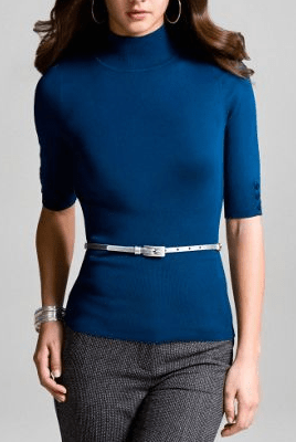 8cb6779db2c1fd Bargain Friday s TPS Report  Mock-Neck Sweater