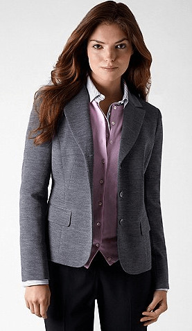 Lightweight Wool Jacket