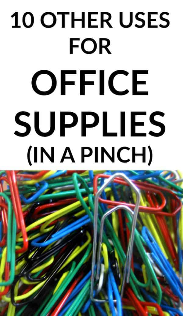 office supplies other uses