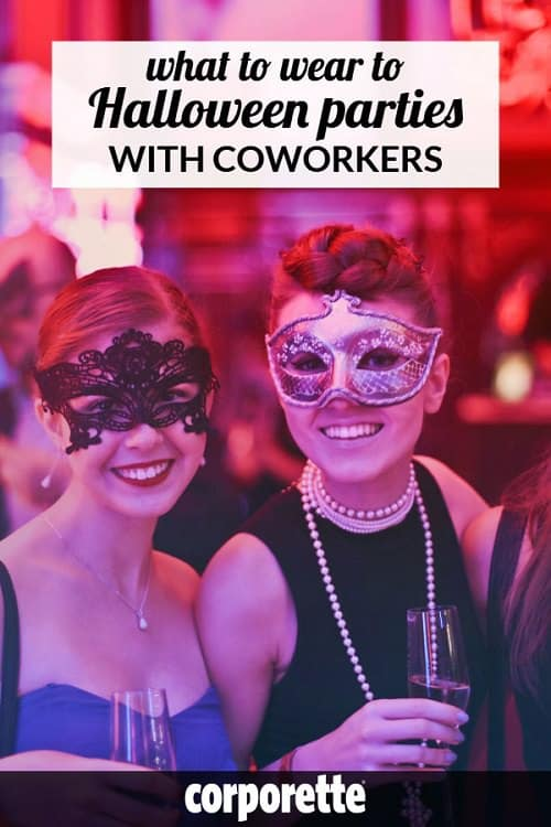 We asked our readers: have you ever dressed up for Halloween at the office? Have you ever attended a Halloween party that was primarily co-workers -- and if so, did it factor in to what to wear? What are YOUR favorite Halloween costumes for office-related events? Great discussion with tons of tips for what to wear to Halloween parties with your coworkers!