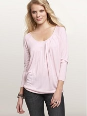 Gap Asymmetrical T