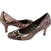 Cole Haan – Air Lainey Tantivy Pump 55 (Platino Fantasy Snake Print) – Footwear