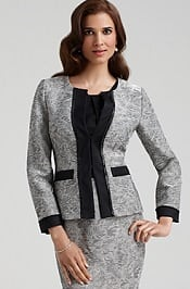 womens suiting