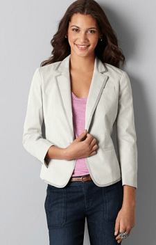 Corded Cotton Jacket