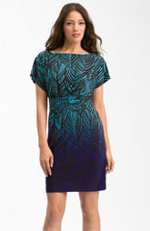 44f2ee4ac5 Tuesday s TPS Report  Yadva Print Ombré Jersey Dress - Corporette.com