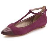 Belle by Sigerson Morrison Varda T-Strap Flats