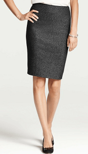 Tristan Tweed Skirt