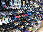 shoes shoes shoes shoes, originally uploaded to Flickr by dhutchman.