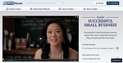 Sponsored: Inside Successful Small Businesses, with American Express's OPEN Forum