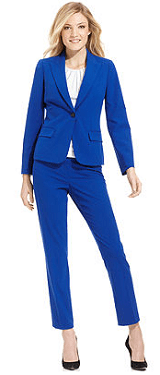 Calvin Klein Suit Separates Atlantis Collection
