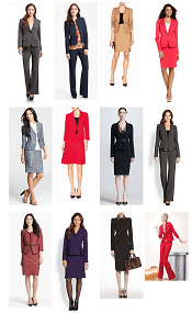 Best Women's Suits of 2013 | Corporette