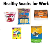 Healthy Snacks for the Office | Corporette