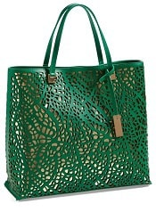 Ivanka Trump Julia Perforated Handbag