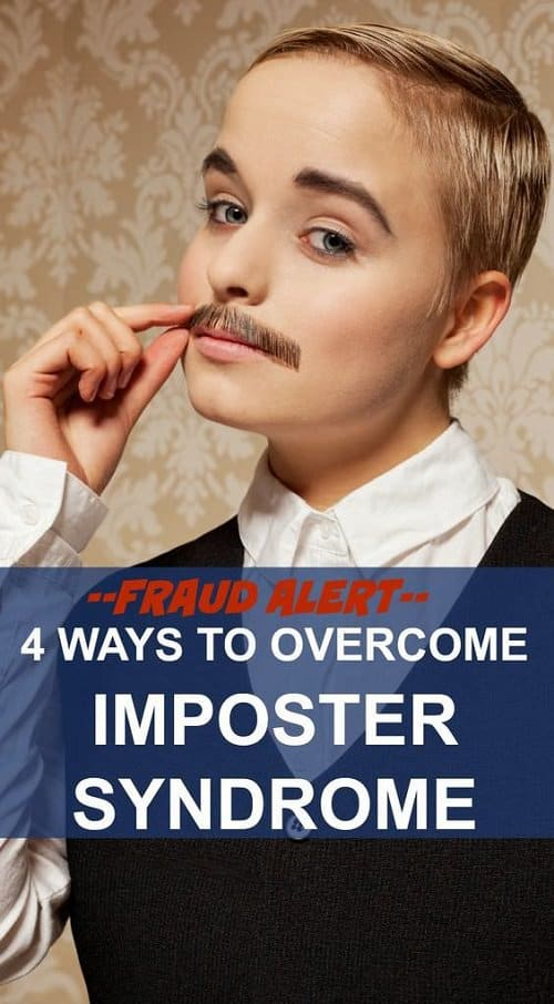 A lot of successful women suffer from imposter syndrome, where they just NEVER feel like they belong at the table, often because they feel like they're fooling people about how smart they are. Here are 4 tips on how to overcome imposter syndrome...