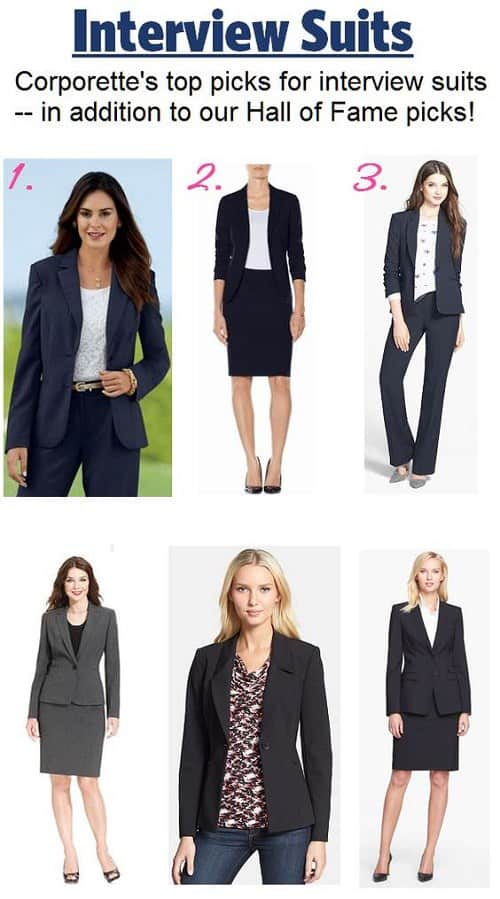 The Hunt: Interview Suits