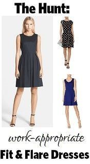 The Hunt: Fit and Flare Dresses