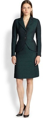 Corporette's Suit of the Week: Escada