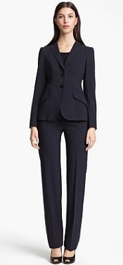 Armani Featherweight Wool Suit