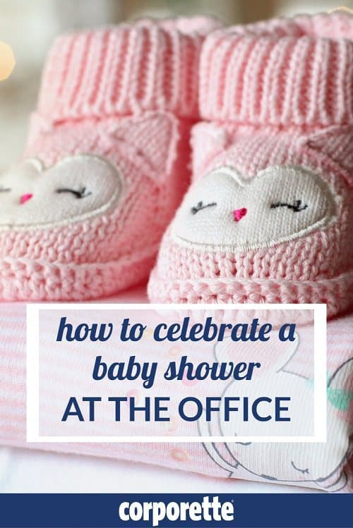 Is it appropriate to throw a baby shower at the office? What about a wedding shower? We had a very interesting discussion on this topic a while ago -- know your office!