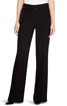 White House | Black Market Soft Drape Wide Leg Pants | Corporette