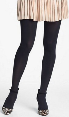 Nordstrom 'Everyday' Opaque Tights | Corporette