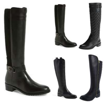 735829f42981 25 Flat Knee-High Boots for Work