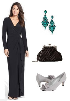 Black Tie on a Budget | Corporette
