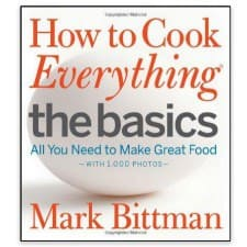 Cookbook gift - How to Cook Everything: The Basics