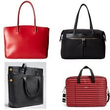 stylish laptop totes for women