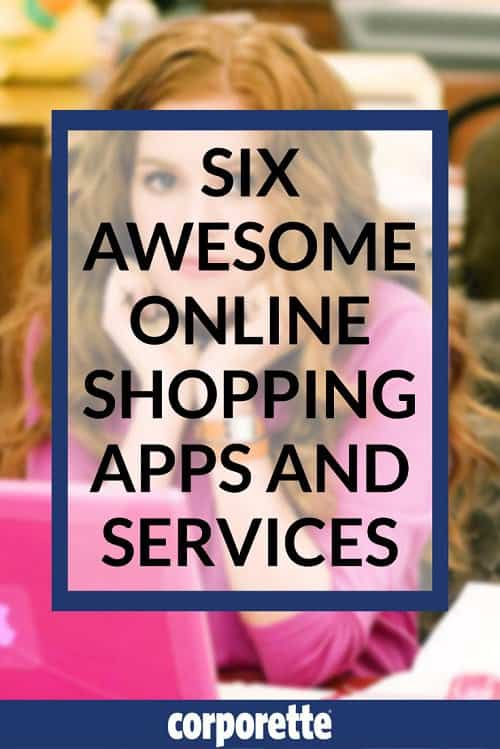 We rounded up six awesome online shopping apps and services -- you won't believe how much money you'll save on clothes and more with these guys!