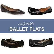 comfortable ballet flats for work roundup