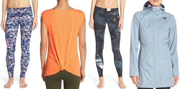 workout clothes nordstrom sale
