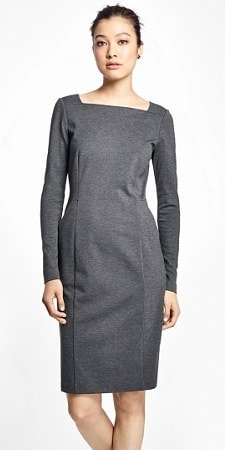brooks-brothers-ponte-dress