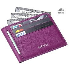 card case for women RFID