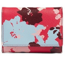 floral business card case