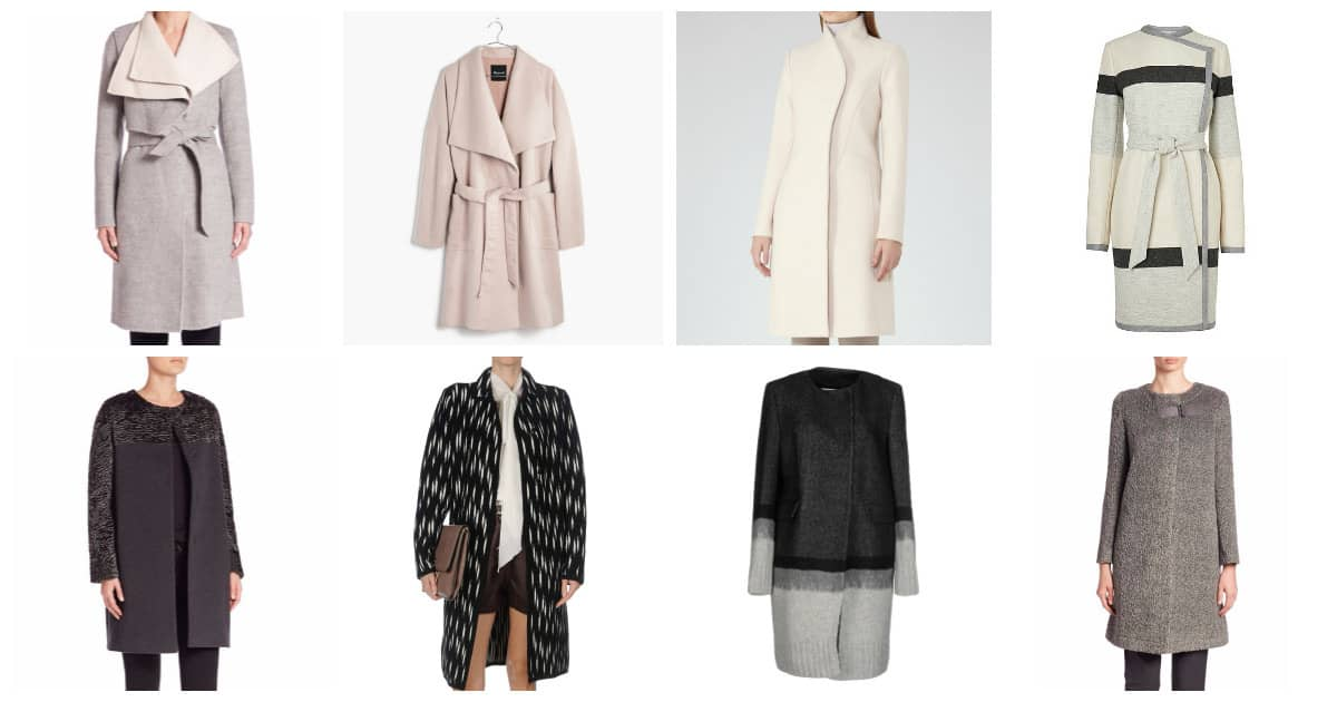 Winter Coats to Wear to Work