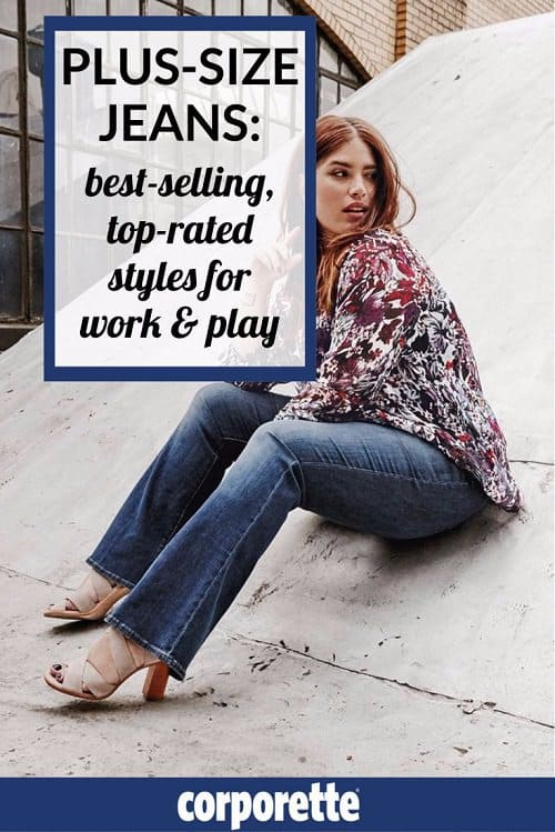 the best plus=size jeans at Nordstrom