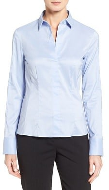 The Best Women's Dress Shirts for Interviews, Office Style, and Beyond
