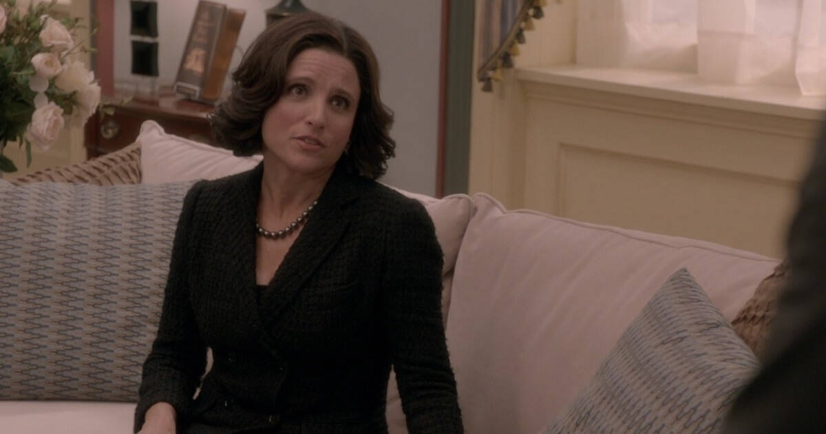 how to dress like Selina Meyer in Veep