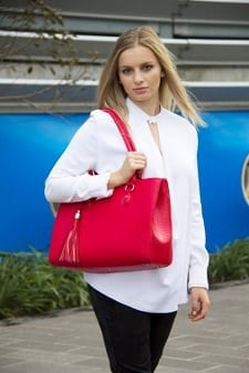 Jennifer Tablet Bag: My Best Friend is a Bag