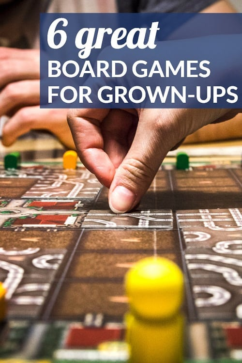 Whether it's a rainy day at the beach, a dinner party, or some other lazy weekend activity, there's ALWAYS time for a great board game. We rounded up some of the best board games for grown-ups, including the six top recommendations from the Corporette® readers (young women lawyers and other professionals!) through the years.