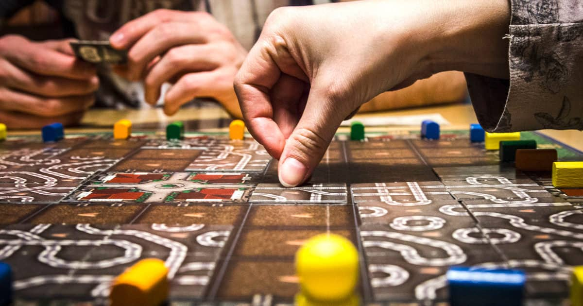 great board-games for grown-ups