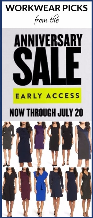 Nordstrom Anniversary Sale 2017 Picks for Work