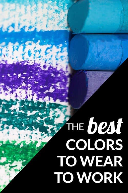 Do you think there are BEST colors to wear to work? Does it vary by region, age, and profession? Fascinating discussion with the Corporette® readers about what colors they buy for their working wardrobes, and which color combinations they wear most frequently with their work outfits.