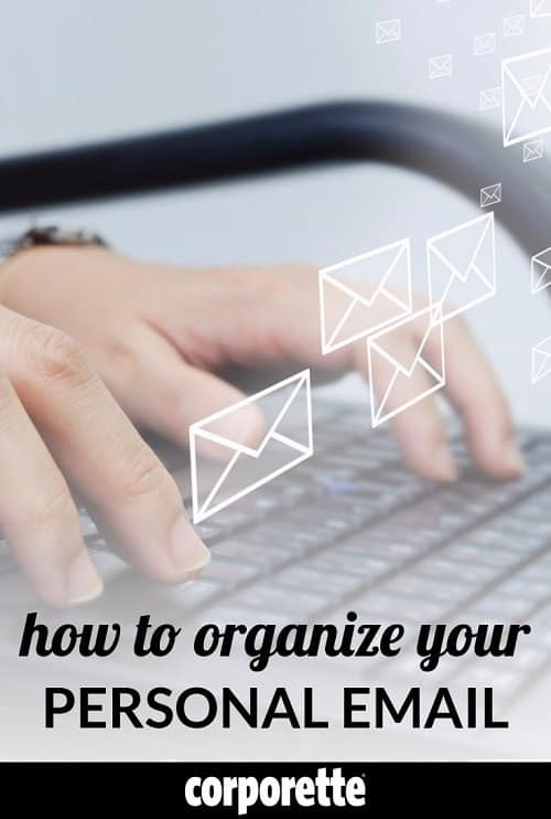 Email can be so overwhelming -- we talked about our favorite filters, apps, tricks and tips for how to organize your personal email, especially Gmail.