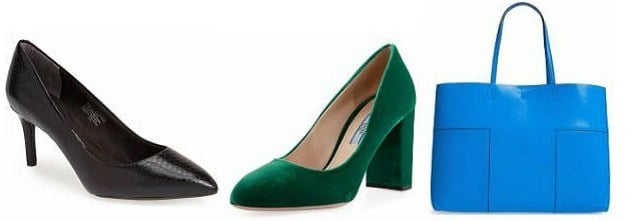 the best shoes and bags to take to the office - Rockport, Prada, Tory Burch