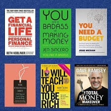 the best personal finance books for beginners