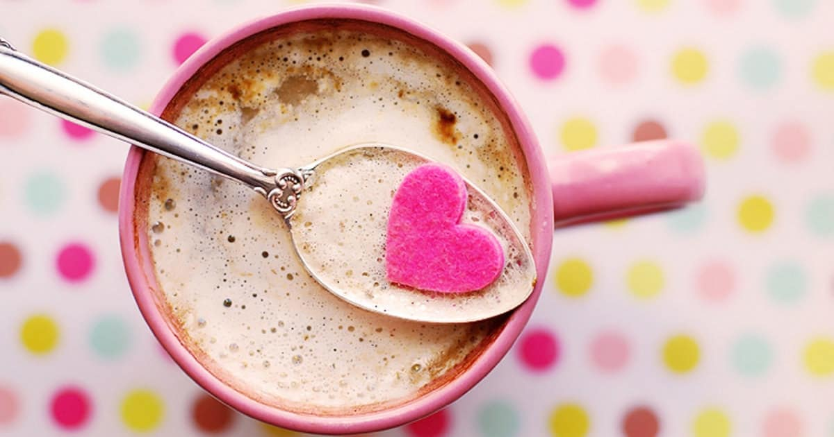 best dating advice for career-driven women - image of heart marshmallow in cocoa