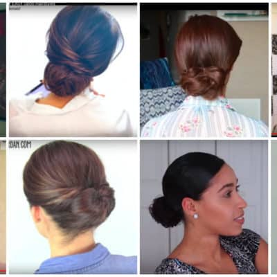14 Great YouTube Tutorials for Updos